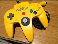 N64 Pokemon Controller