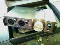 Zoom UAC-2 USB 3 Audio Interface (boxed as new)