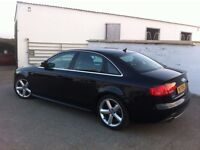2009 AUDI A4 S-LINE - FOR SALE - HIGH SPEC