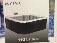 Hot Tub - Brand New - 4 seater
