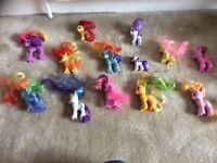 Bundle of my little ponies.