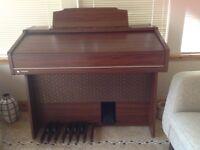Technics Organ and stool