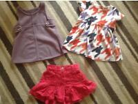 Baby girl clothes NEXT etc perfect condition