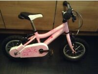Ridgeback girls bike