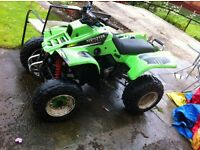 Kawasaki ATV PRICE DROP!!!