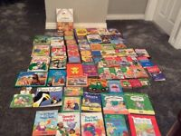 Children books and learning cds