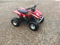 Kids quad bike Apache