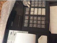 Basic Casio cash register