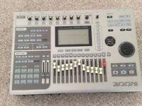 ZOOM 16 track MRS 1608 Digital Recording Unit