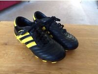 Adidas football boots. Size 2. Good condition.