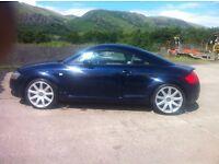 AUDI TT QUATTRO COUPE 285 BHP
