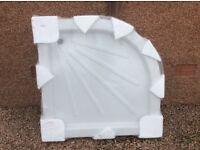 Shower tray Quadrant 1000