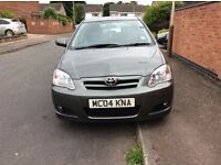 Toyota Corolla **very good condition** HPI clear