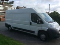 Reliable Man and Van for Hire, Any Day Any Time, Short Notice,