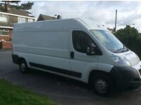 Reliable Man and Van for Hire, Removal Service, Any Day Any Time, Short Notice,