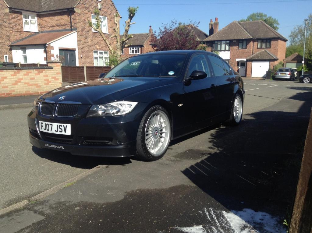 BMW Alpina D For Sale In Melton Mowbray Leicestershire - Alpina bmw for sale