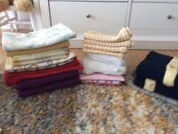 Bundle cushion covers