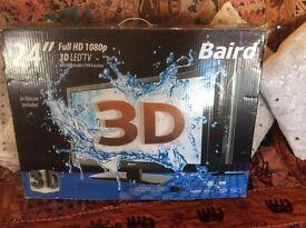 """24""""3D tv"""