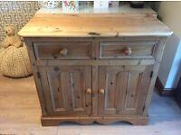 Pine Sideboard/Cabinet