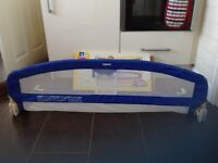 Tomy soft bed rail