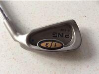 Ping i3 1 iron