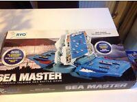 Sea Master electronic sea battle game