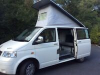 VW Transporter Campervan 2006, 1900cc. Full conversion.
