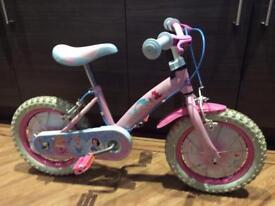 "14"" Disney Princess Bicycle"