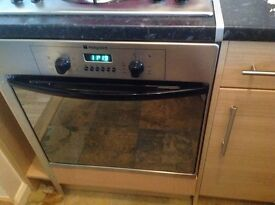 Hotpoint Electric Intergrated Oven & Housing