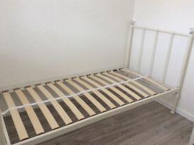 Next Girls Single Metal Frame Bed