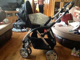 Pushchair, pram, stroller, carseat