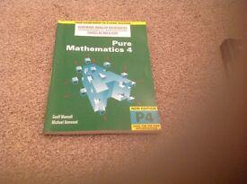 Revision maths books