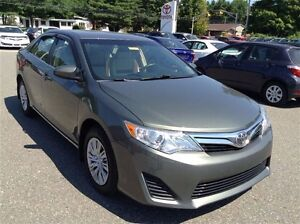 2012 Toyota Camry LE  $119 BIWEEKLY 0 DOWN!