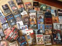 DVD's including Lord of the Rings' and fitness box sets