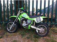 Kawasaki kx 60 motocross bike not yz,cr,tm,rm,ktm,pit bike