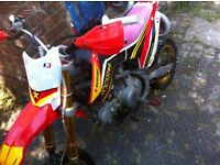 140cc original welsh pit bike