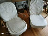 Ercol chairs