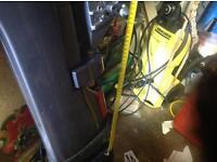 Outboard 15 hp 2 stroke long shaft