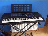 Yamaha psr 180 keyboard