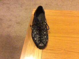 Ladies line dancing shoes
