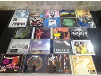 22 Music CD's in excellent condition ,rock pop easy listening , current and classical