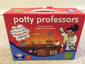 Orchard toys potty professors game