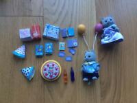 Sylvanian birthday party set