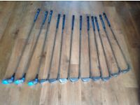 LADIES GOLF CLUBS -Full set - good condition- ideal starter set