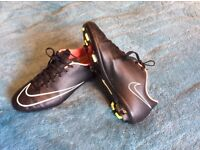 Nike mercurial blade football boots size 5.5