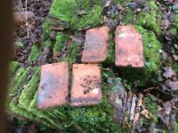 Used clay Marley roof tiles