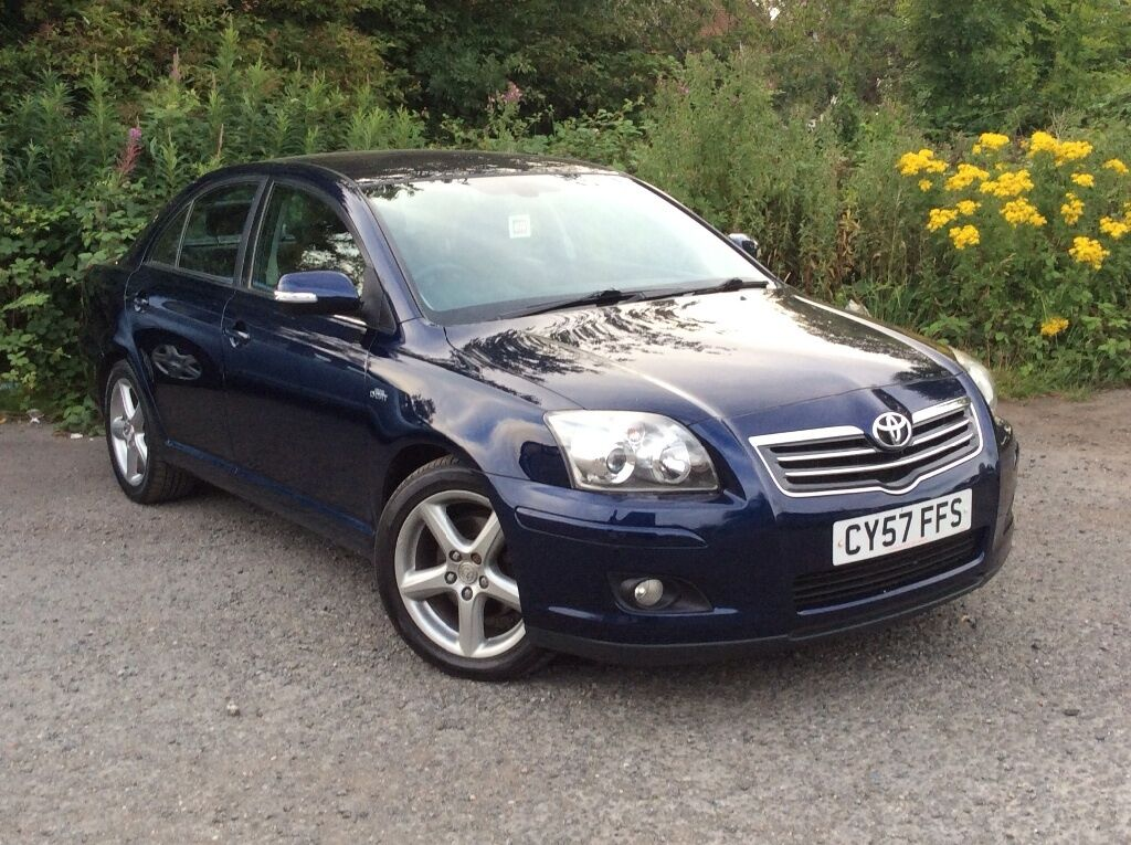 toyota avensis d4d diesel in bolton manchester gumtree. Black Bedroom Furniture Sets. Home Design Ideas