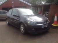 Renault Clio Diesel 2006 60mpg+ been parked for 3 months but selling due to change of circumstance