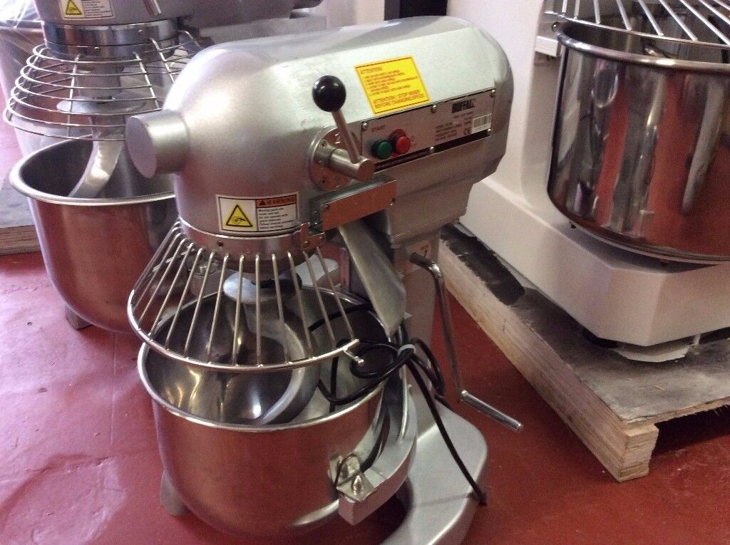Planetary Dough Mixer 20Ltr Used