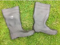 Dickie's Safety wellington boots
